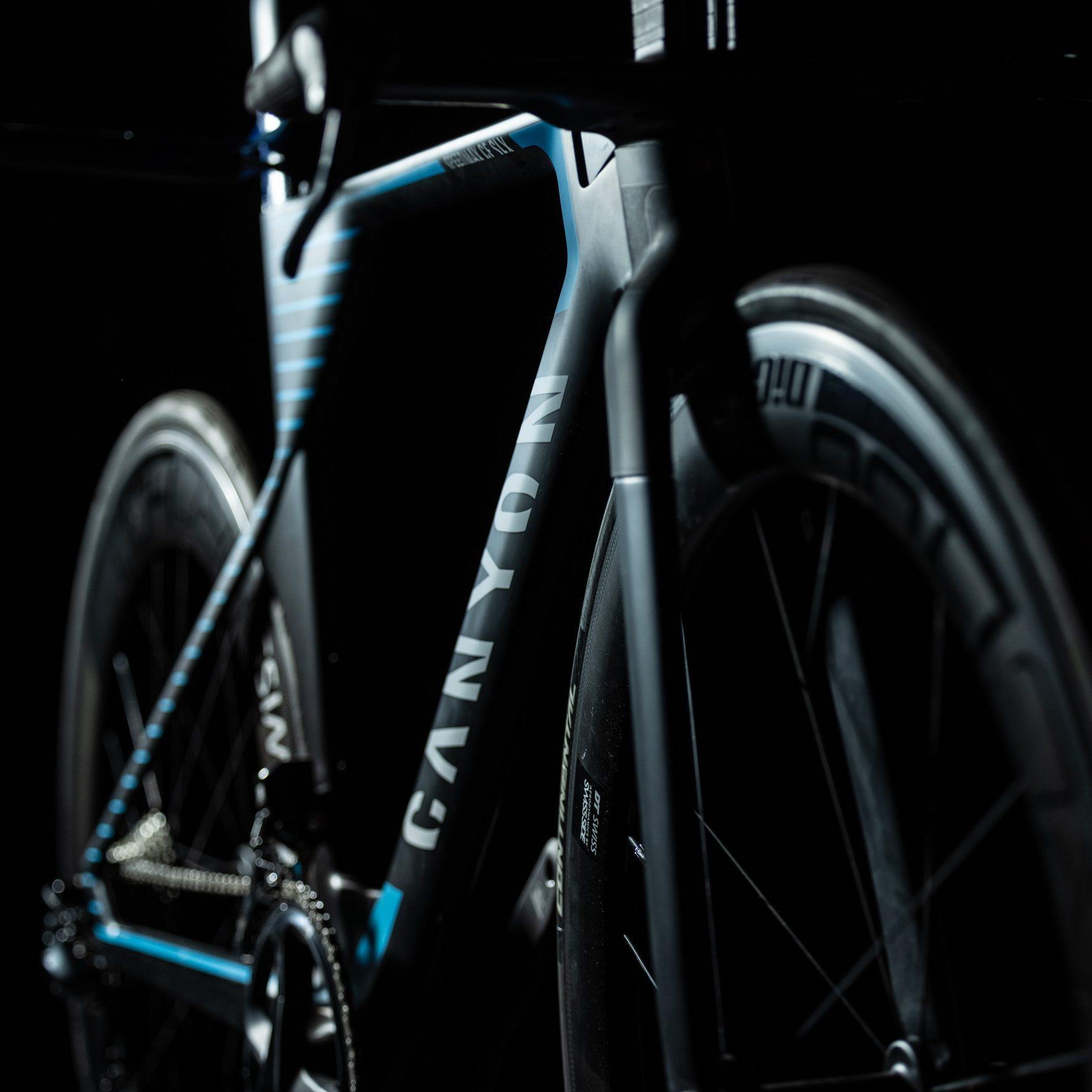 De fiets van...